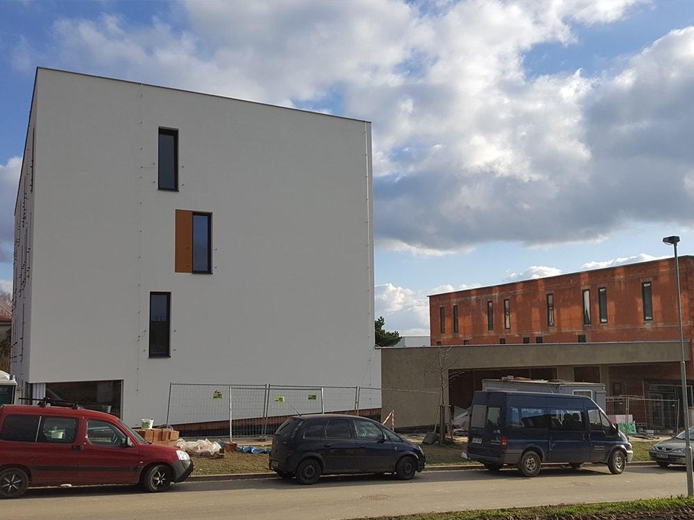 Bytový dům, Rozkošská ul., Havlíčkův Brod 1